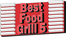 Best Food Grill 5